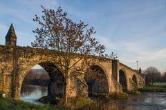 Stirling Bridge fotografia stock libera da diritti