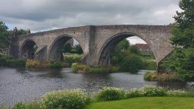 Stirling Bridge Immagine Stock