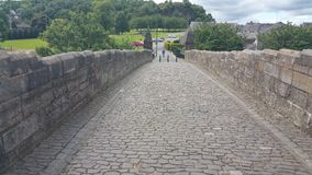 Stirling Bridge Royaltyfria Bilder