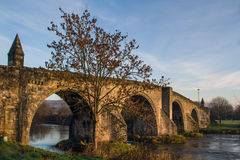 Stirling Bridge Royalty Free Stock Photography