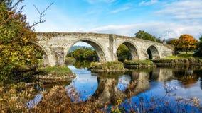 Stirling. Bridge I pass on Stock Images