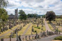 Stirling Castle è uno di più grandi e castelli più importanti in Scozia Scozia Regno Unito Europa fotografia stock