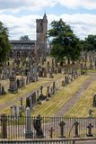 Stirling Castle é um dos castelos os maiores e os mais importantes em Escócia scotland Reino Unido Europa fotografia de stock royalty free