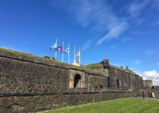 Stirling Castle fotografia de stock