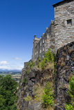 Stirling Castle Fotografie Stock