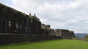 Stirling Castle Fotografie Stock