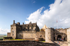 Stirling Castle Arkivbild