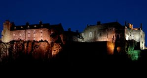 Stirling Castle Stock Photo