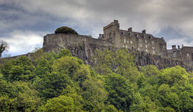 Stirling castle. Taken in scotland uk Stock Photos