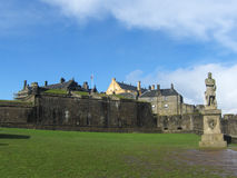 Stirling Castle historique, Ecosse, Royaume-Uni Image stock