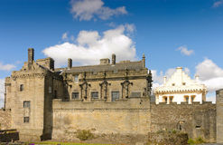 Stirling castle keep Royalty Free Stock Images