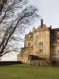 Stirling castle in Scotland Stock Photos
