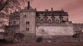 Stirling Castle Scotland Images libres de droits