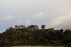 Stirling Castle Scotland Royalty Free Stock Photo