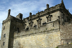 Stirling Castle, Scotland Royalty Free Stock Image