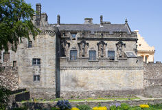 Stirling Castle, Scotland Royalty Free Stock Photo