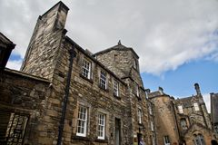 Stirling Castle in Scotland Royalty Free Stock Photo