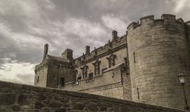 Stirling Castle, Scotland, Stirling Stock Image