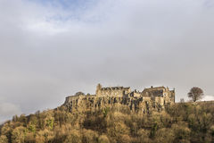 Stirling Castle in Scotland. Stock Images