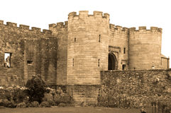 The Stirling Castle Royalty Free Stock Photo