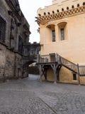 Stirling Castle Skottland Royaltyfri Foto