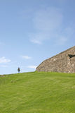 Stirling Castle walls Royalty Free Stock Image