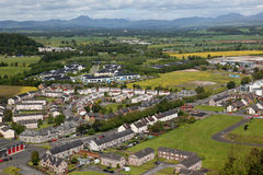 Stirling city Stirlingshire, Scotland, UK Royalty Free Stock Photos