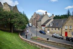 Stirling en Ecosse Image stock