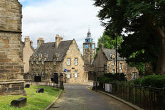 Stirling, Escócia. Foto de Stock Royalty Free
