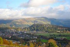 Stirling Landscape Lizenzfreies Stockbild