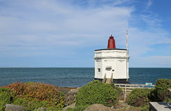 Stirling Point lighthouse Stock Photos