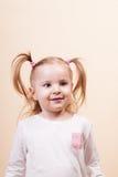 Stirra för flicka Royaltyfri Fotografi