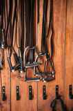 Stirrup iron Stock Photo