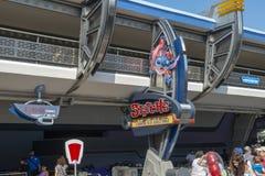 Free Stitch`s Great Escape, Disney World, Travel, Magic Kingdom Stock Images - 140921104