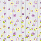 Stitch - seamless pattern1 Stock Image