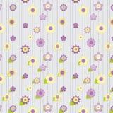 Stitch - seamless pattern1 Stock Image
