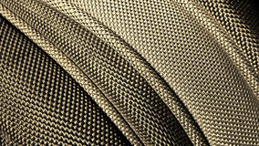 Stitched fabric texture close image Stock Images