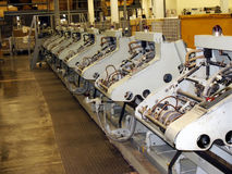 Stitching machines Royalty Free Stock Photos