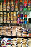 Stitching thread shop Stock Photography