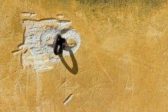 Stiuku ścienny tło Obraz Royalty Free