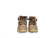 Stivali dei bambini s Fotografie Stock Libere da Diritti