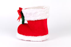Stivali della st Claus Fotografie Stock