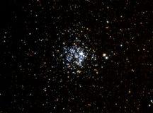stjärn- klunga m11 Fotografering för Bildbyråer