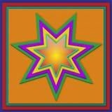 Stjärna Arkivbilder