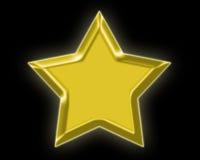 Stjärna Royaltyfri Bild
