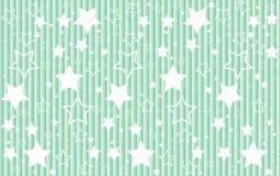 Stjärna av vit bakgrund Fotografering för Bildbyråer