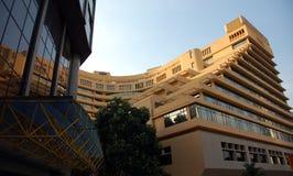 stjärna för fem hotell Arkivfoto