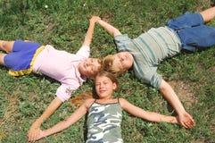 stjärna för unge s Fotografering för Bildbyråer