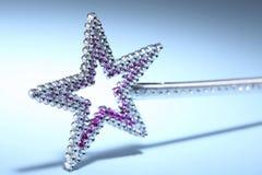 Stjärna formad Wand Royaltyfri Foto