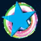 Stjärna ut Arkivfoton